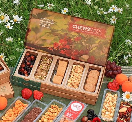 【FREE GIVEAWAY】 送你CHEWSWIZE 零食盒