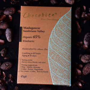 madagascar sambirano chocolate