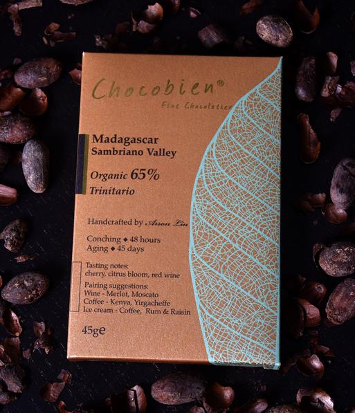 madagascar sambirano chocolate