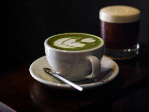 Sofi Coffee 咖啡店 九龍城 Macha Latte